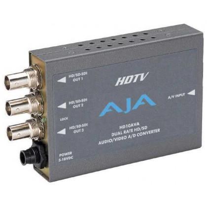 HD10AVA - Convertisseur analogique vers SD/HD-SDI