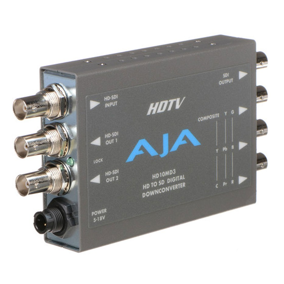 HD10MD3 AJA - Convertisseur HD-SDI vers SD-SDI
