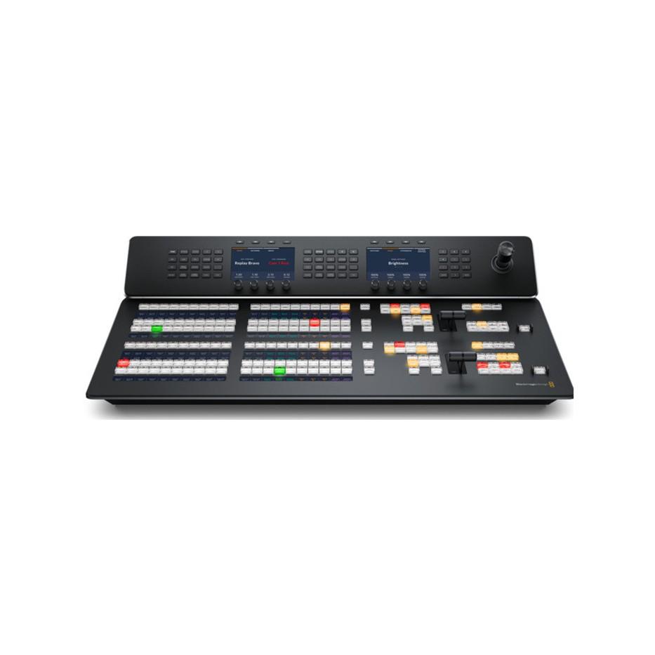 Blackmagic ATEM 2 M/E Advanced Panel, panneau de contrôle pour mélangeurs vidéo Atem