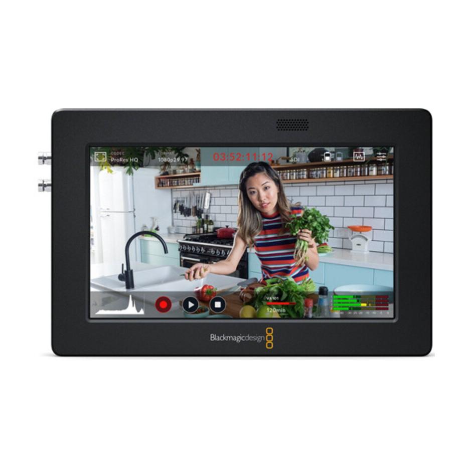 "Blackmagic Video Assist 5"" 3G - Enregistreur & Moniteur vidéo 1080/60p"
