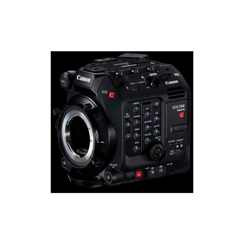 Canon EOS-C300 Mark III - Caméra cinéma Super 35 4K