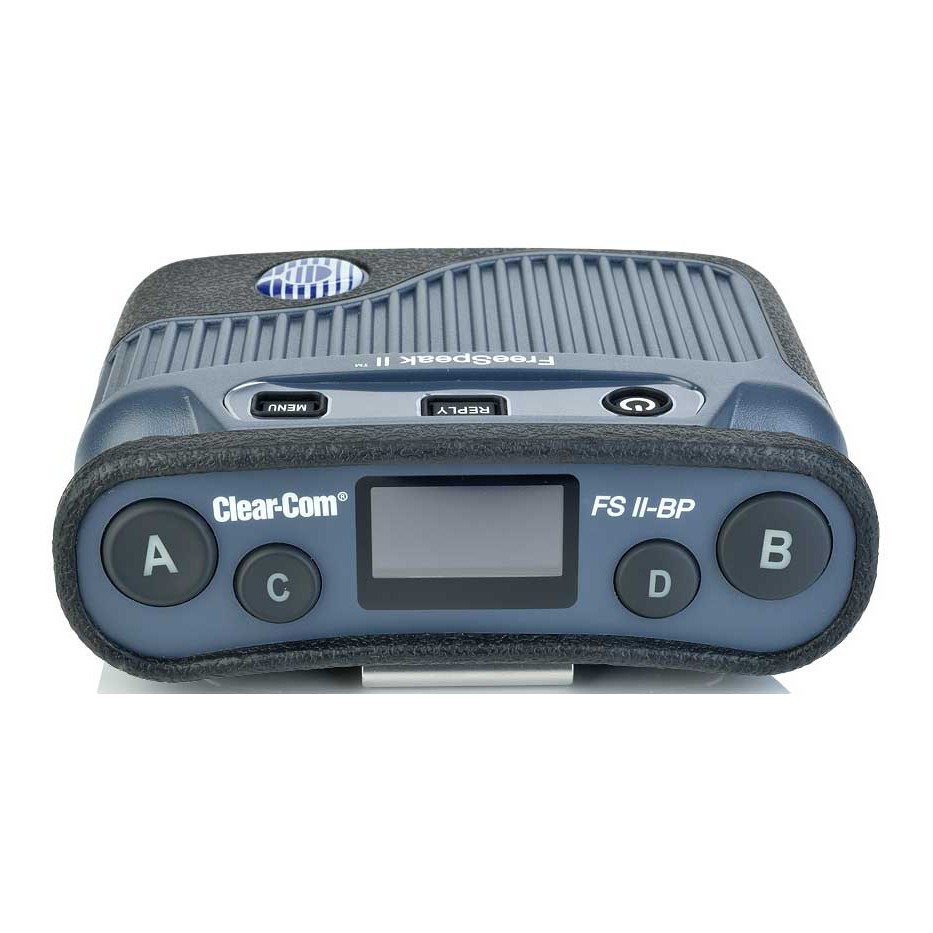 clear-com-FS-II-BP19 Beltpack intercom HF
