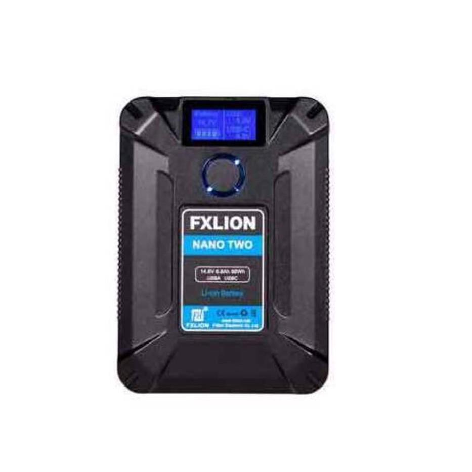 Fxlion Nano Two - Batterie V-Mount Li-Ion à haute capacité 98 Wh