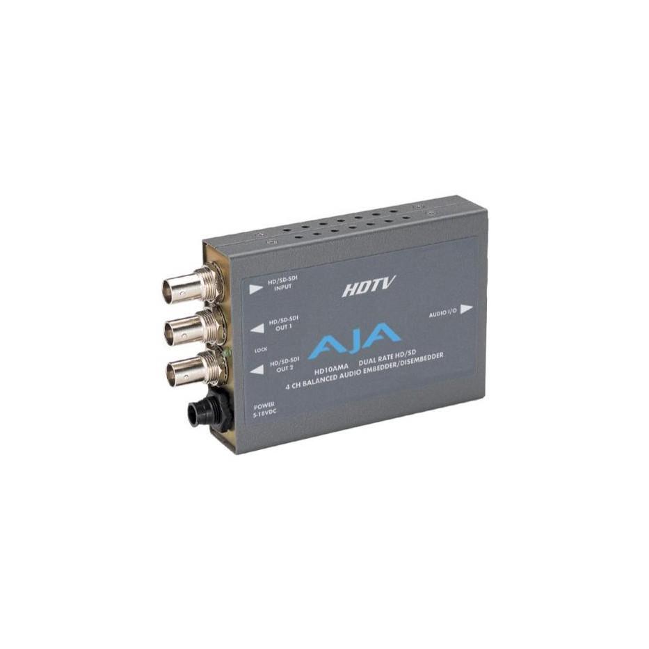 HD10AMA - Embeddeur - Désembeddeur audio 4 canaux HD-SDI