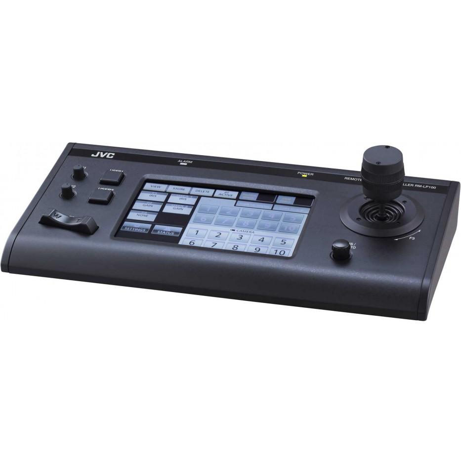 JVC RM-LP100 - Pupitre de contrôle de caméra PTZ JVC et caméscopes de poing série GY-HM & GY-HC