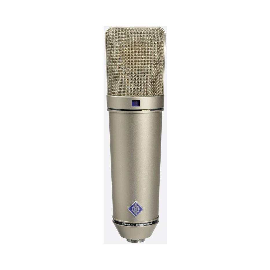 Neumann U87 AI - Micro de studio à large membrane de très haute qualité