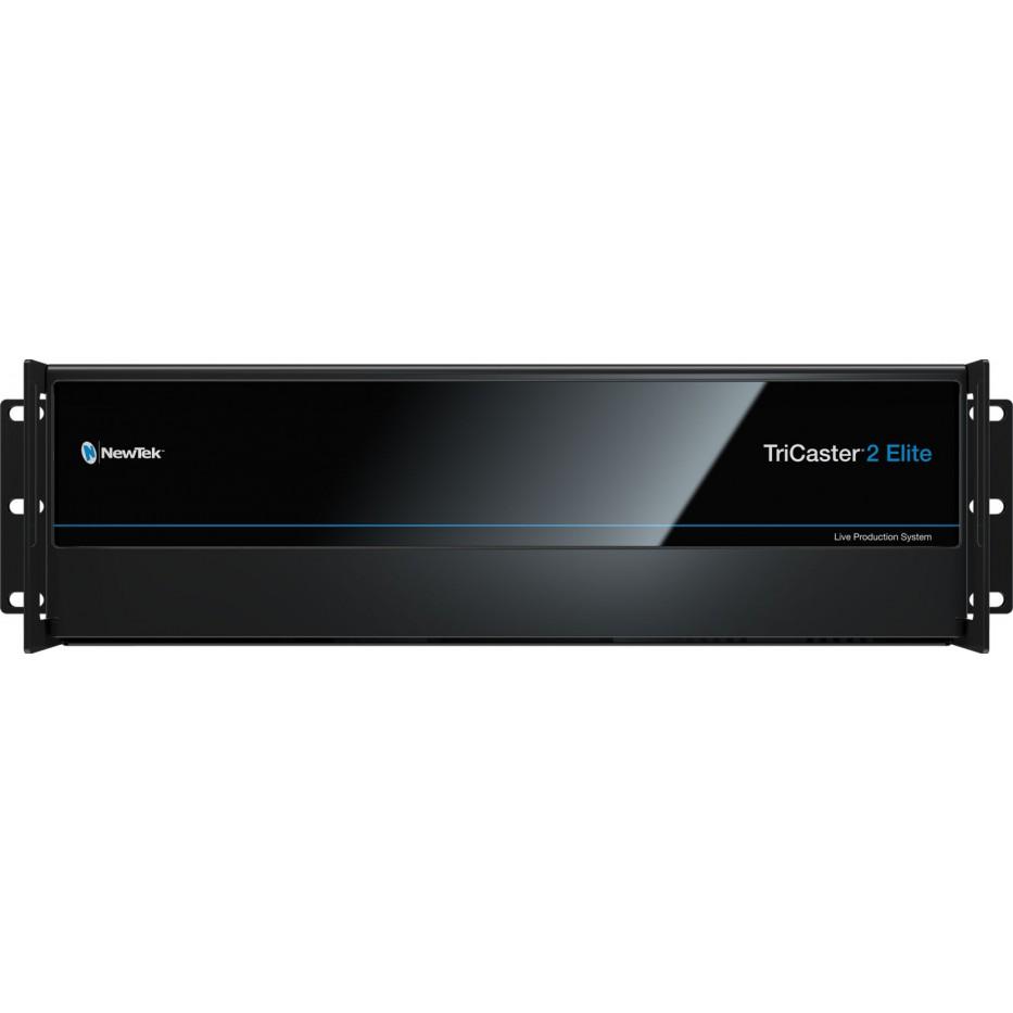 Newtek TriCaster 2 Elite - Système de production vidéo en direct 4K UHD