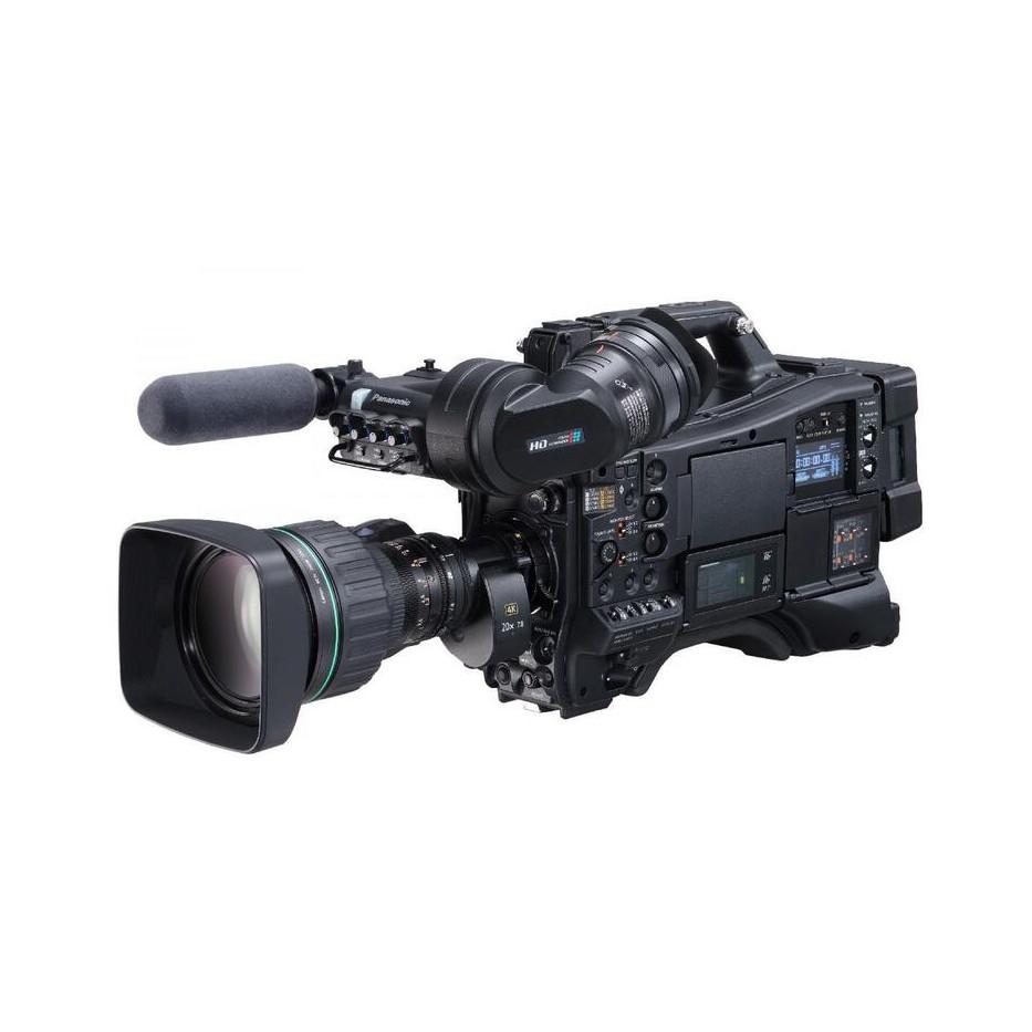 Panasonic AJ-CX4000 - Caméscope d'épaule 4K HDR 2/3