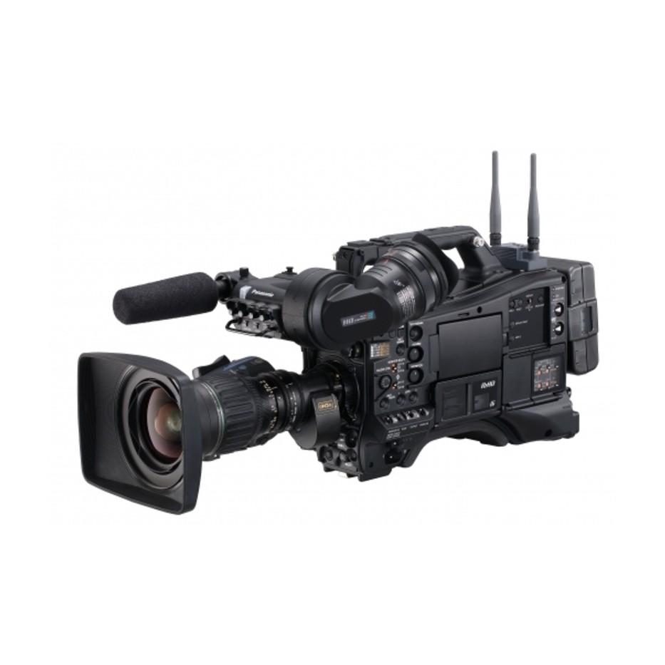 Panasonic AJ-PX5100, caméscope d'épaule P2 HDR AVC-ULTRA 2/3