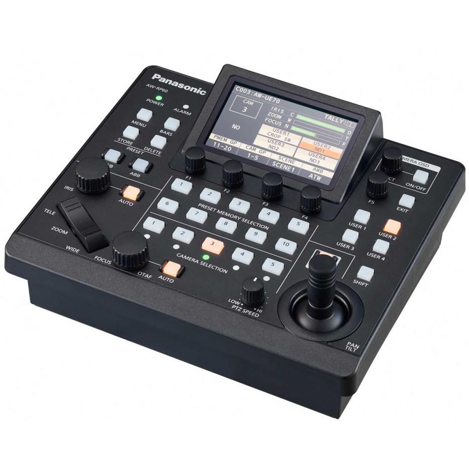 AW-RP60 - Panneau de commande pour caméra tourelle Panasonic
