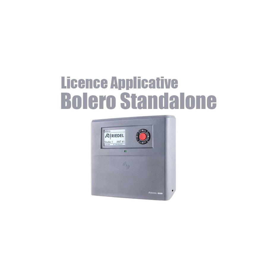 Riedel Application Bolero Standalone - Licence applicative pour Antenne Bolero