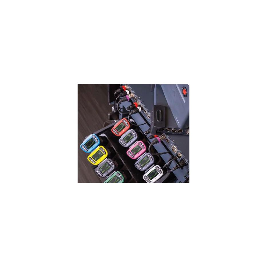 Riedel Color-coded Beltpack Covers - 7 couleurs au choix