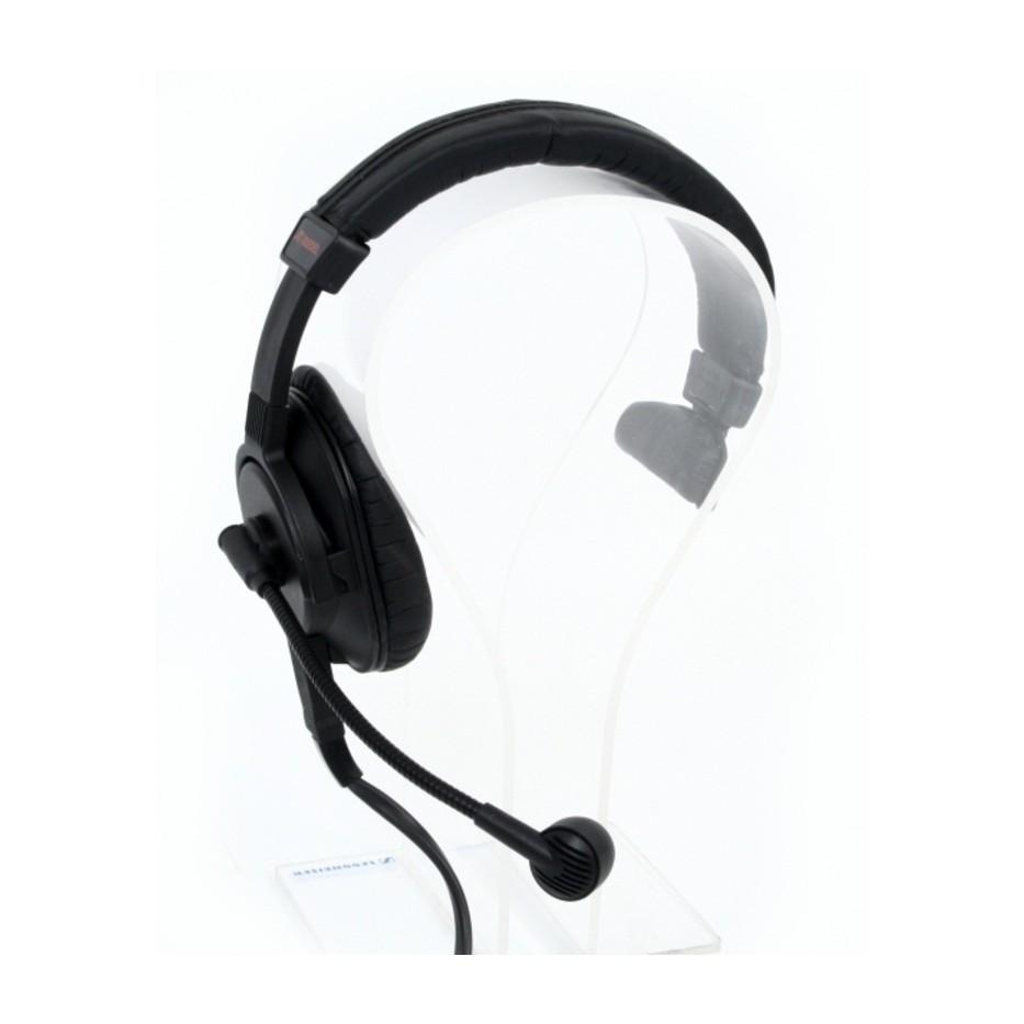Riedel PRO-D1 (XLR4) - Casque audio simple oreillette avec micro hypercadioide atténuant le bruit