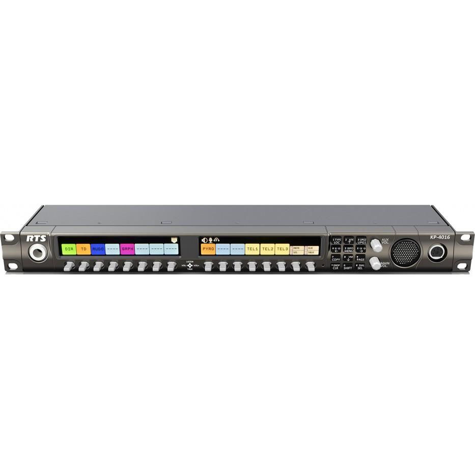 RTS KP-4016 - Panneau commande intercom