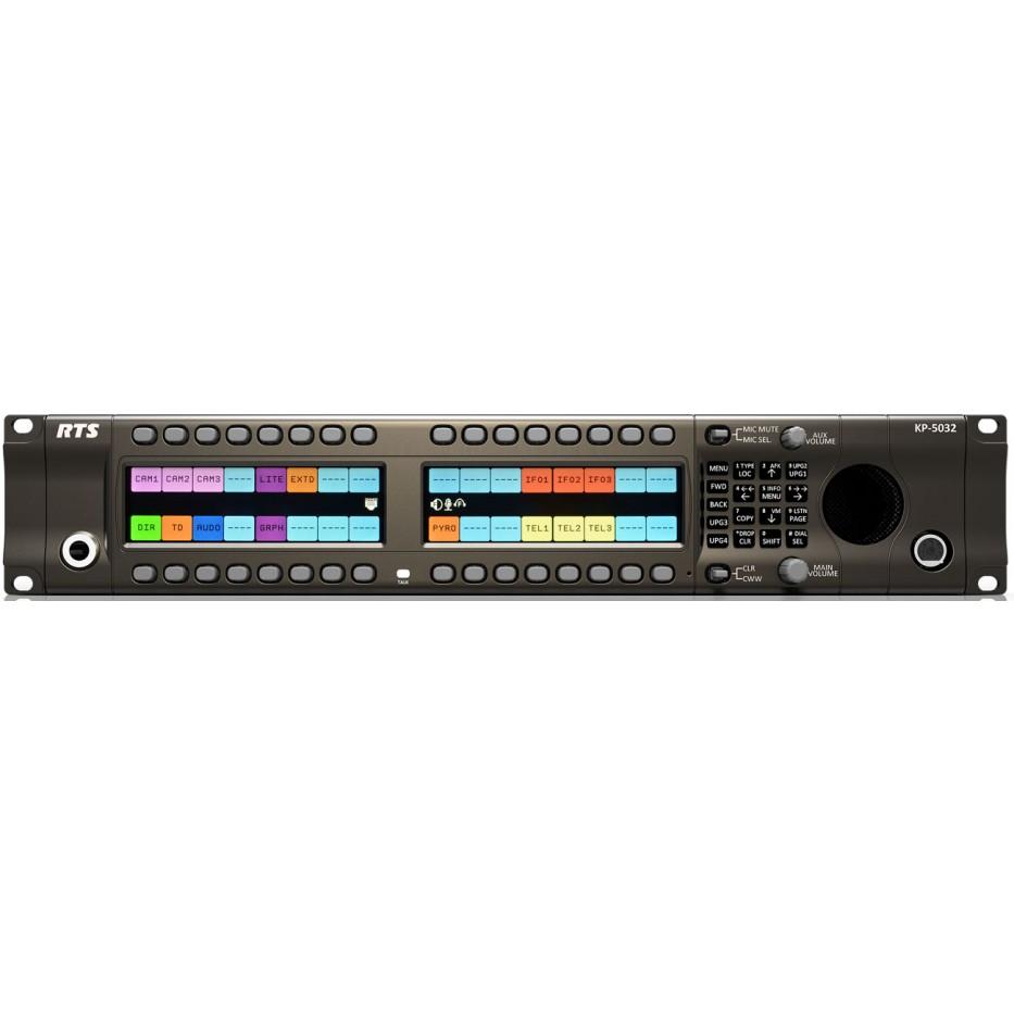 RTS KP-5032PB - Panneau commande intercom
