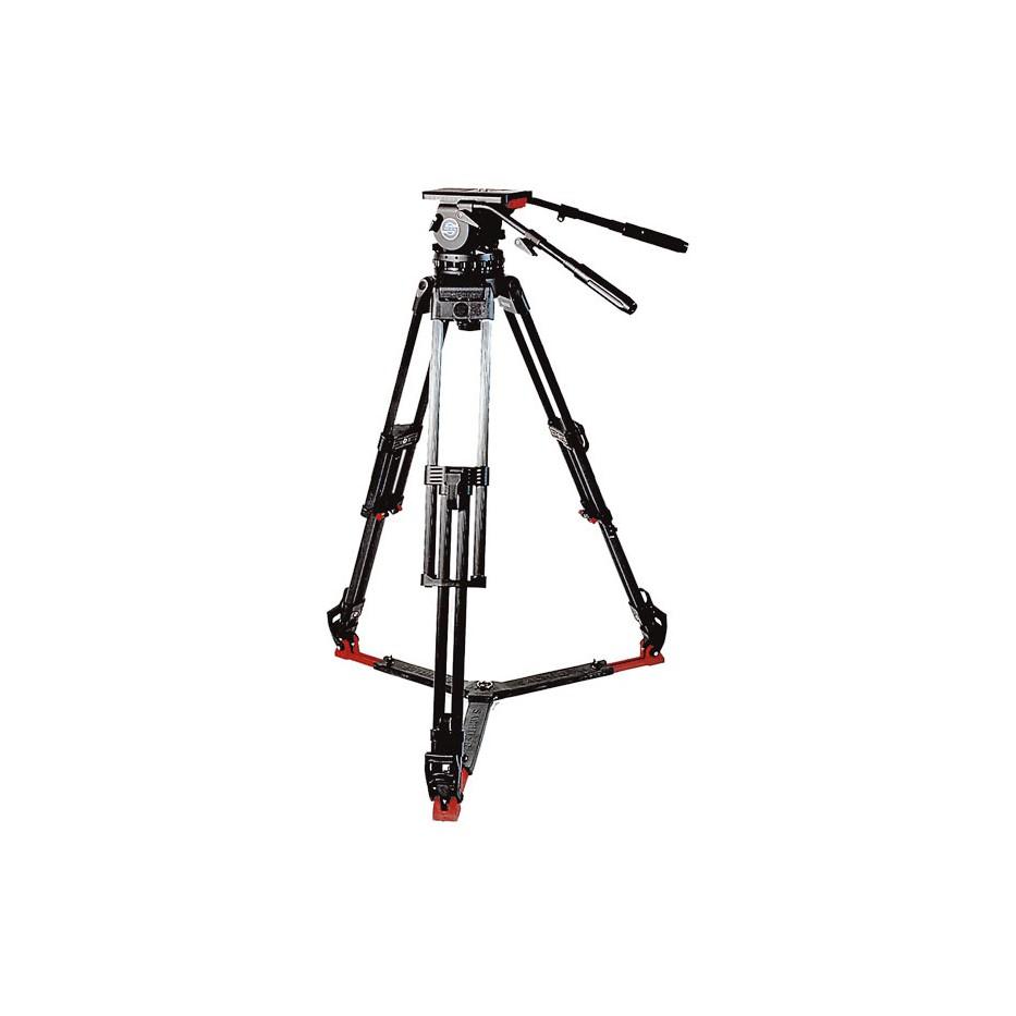 System 25 EFP 2 CF - Trépied carbone avec tête fluide vidéo neuf et occasion