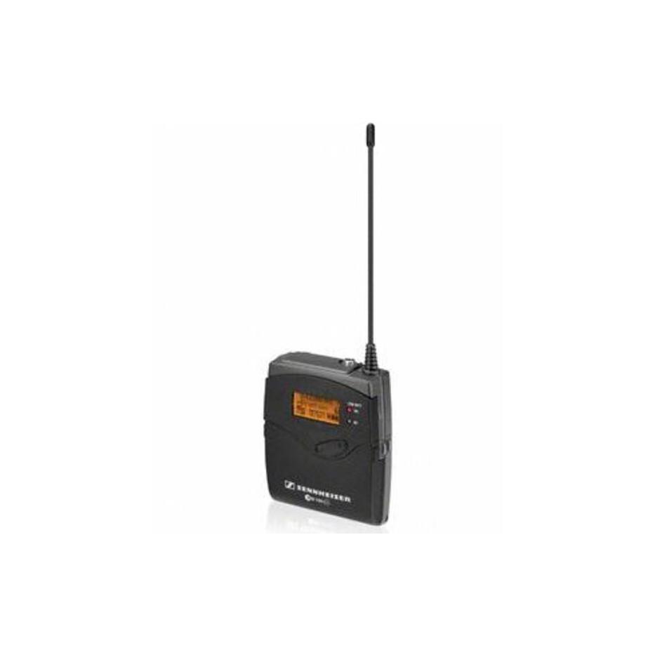 Sennheiser EK 100 G3, Récepteur HF sans fil audio pour caméra professionnelle