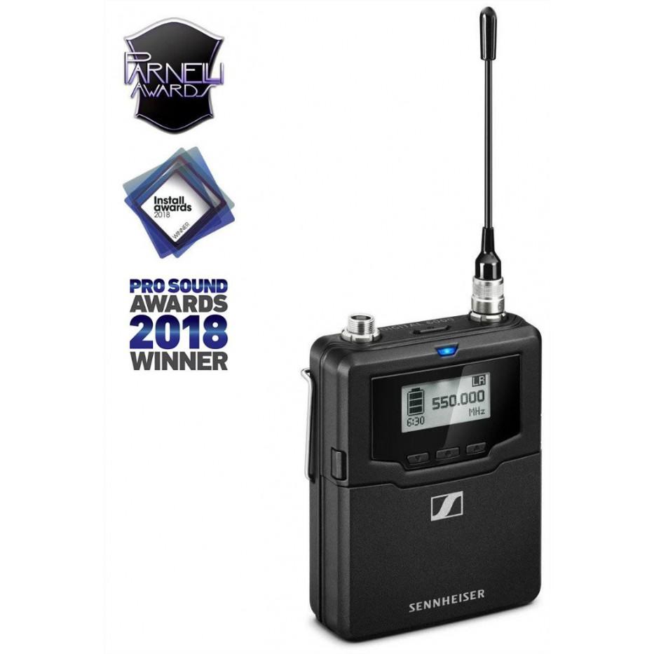 Sennheiser SK 6000 - Emetteur HF audio de poche longue porté
