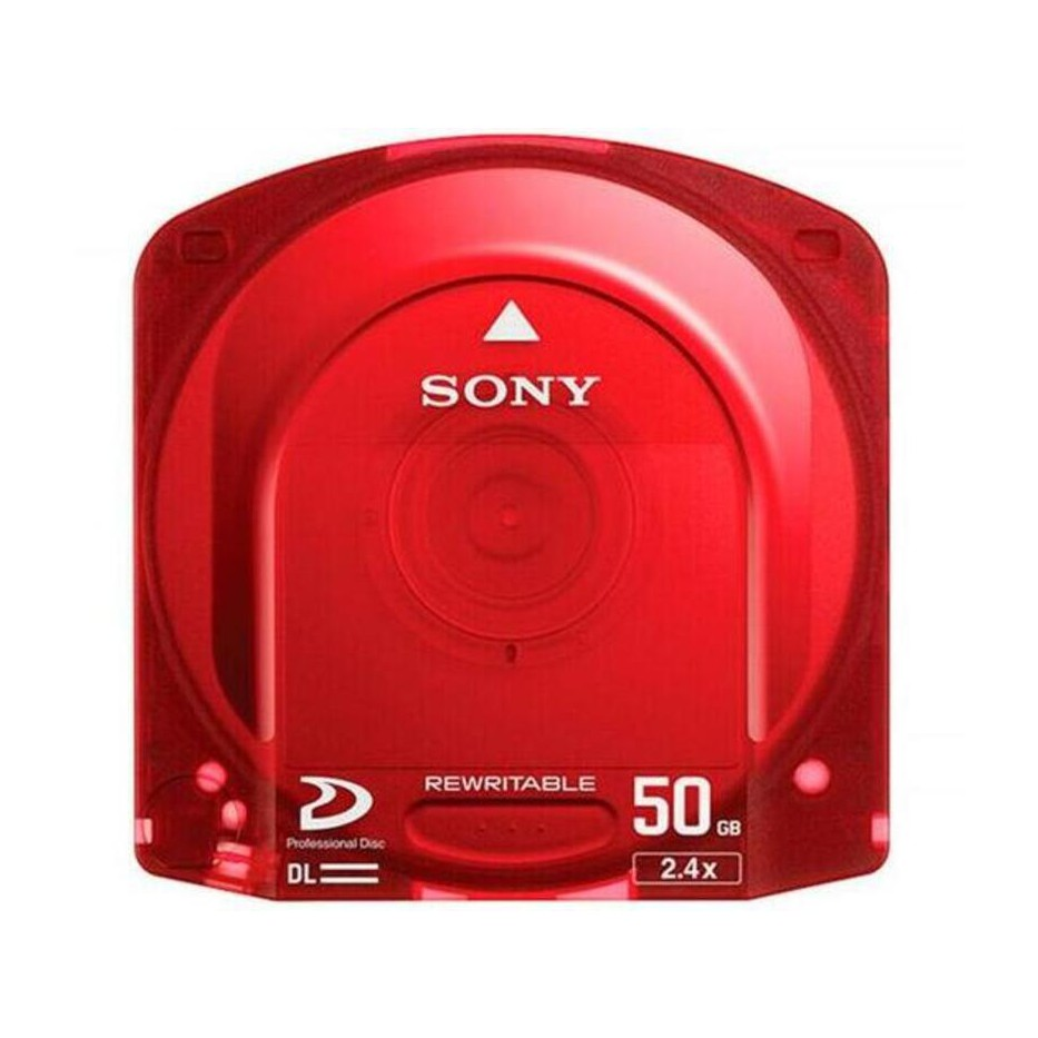 Sony PFD50DLA - Disque XDCam 50 Go en déstockage à prix remisé