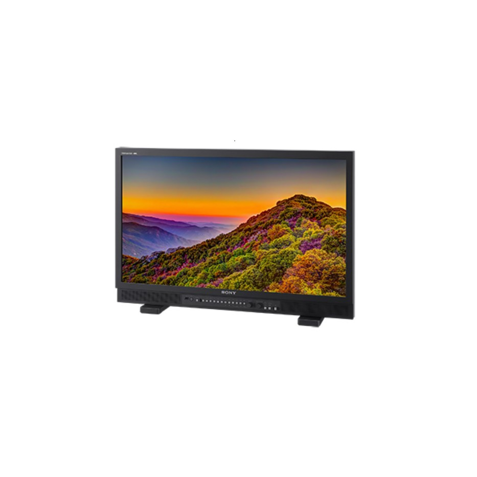 Sony PVM-X3200, moniteur pour la production vidéo 4K