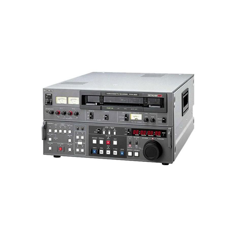 Sony PVW-2800P - Lecteur, Enregistreur Betacam SP