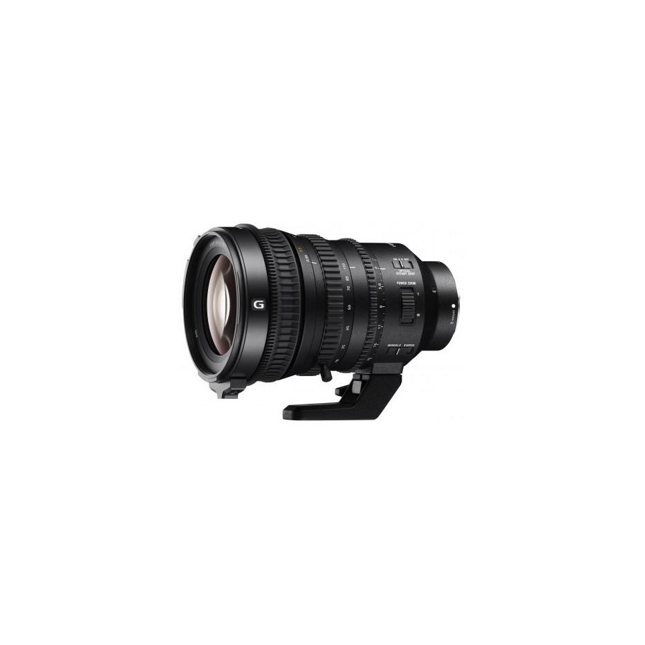 Sony SELP18110G - Objectif zoom 4k