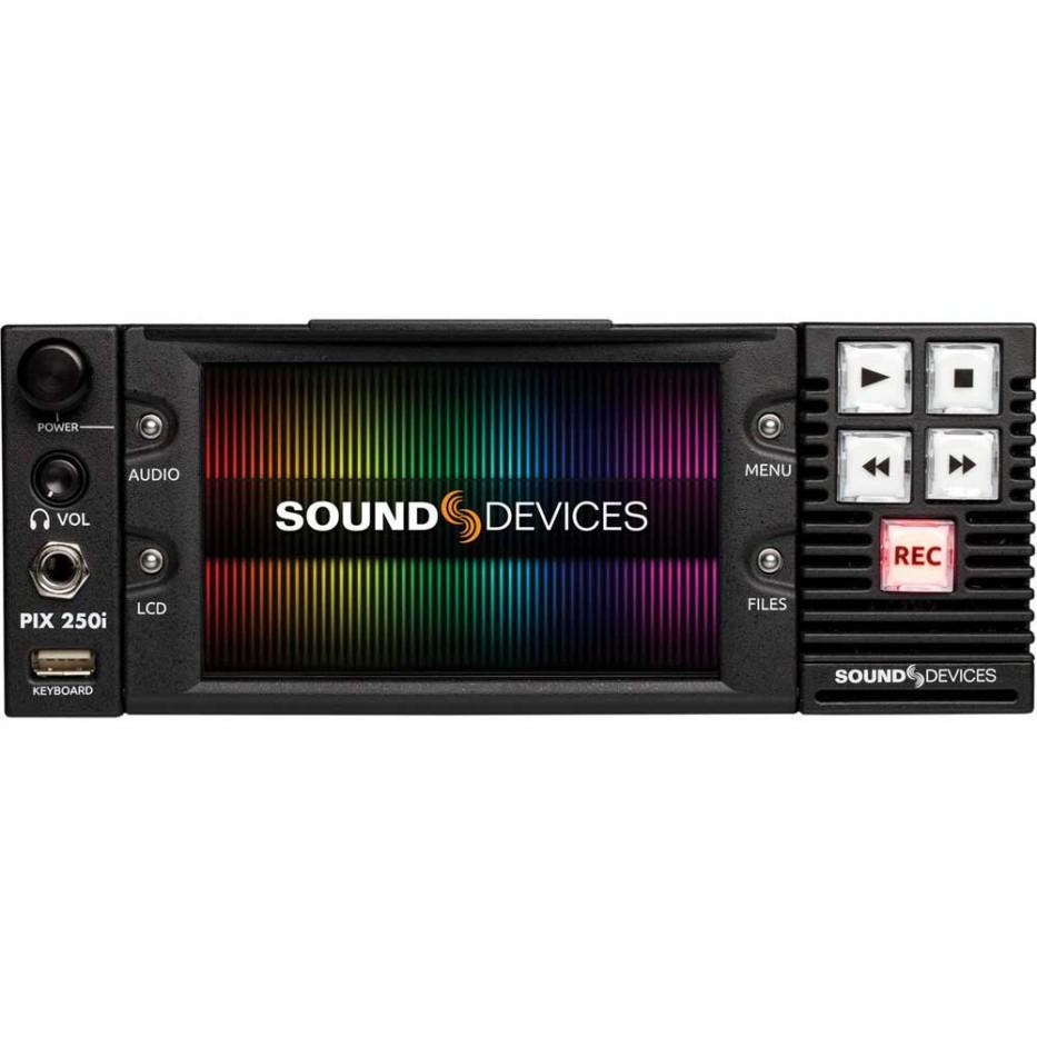 Sound Devices PIX-250i - Enregistreur audio et vidéo sur disque SSD