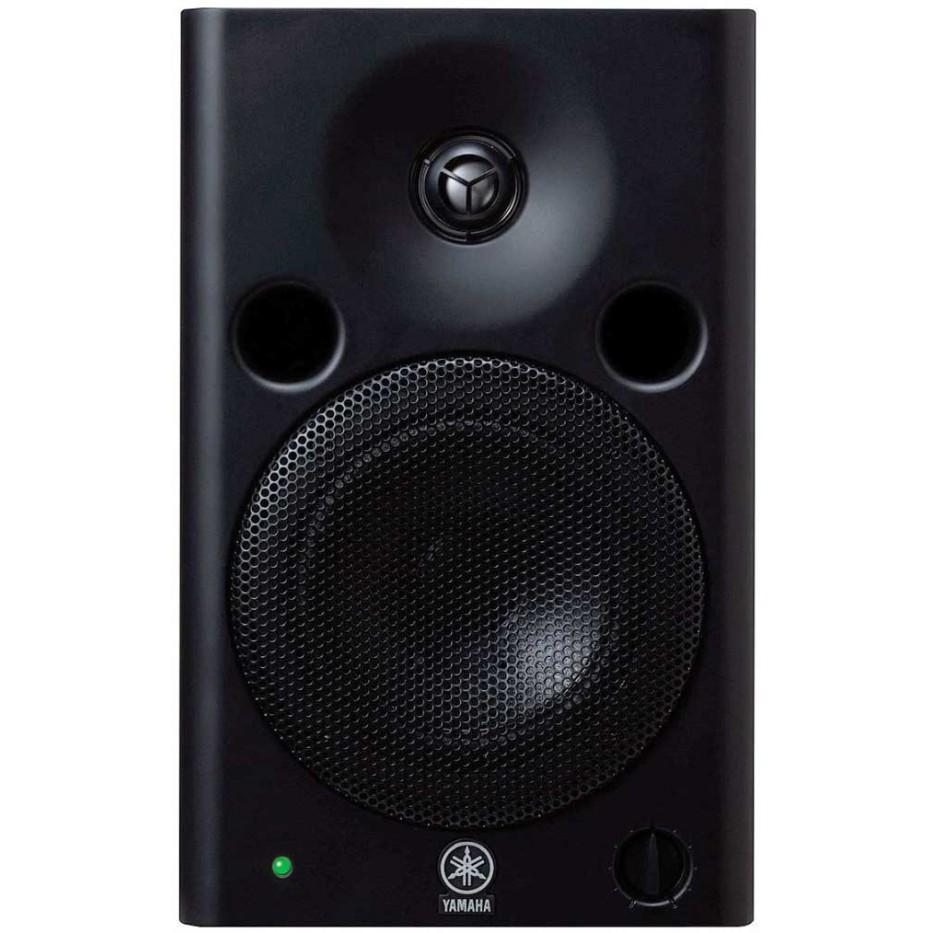 Yamaha MSP5 STUDIO - Enceinte de studio 2 voies bass-reflex bi-amplifiée