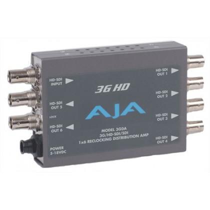 3GDA - Amplificateur, distributeur 3G/HD/SD-SDI