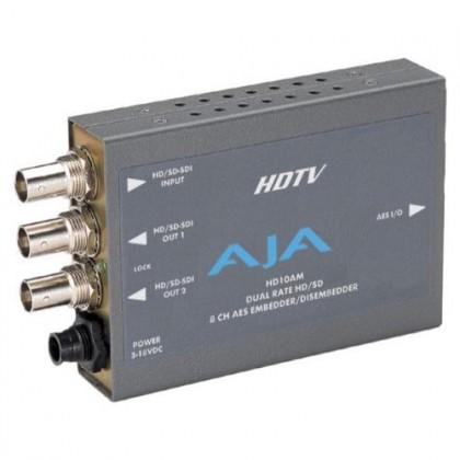 HD10AM - Convertisseur HD/SDI AES 8 canaux