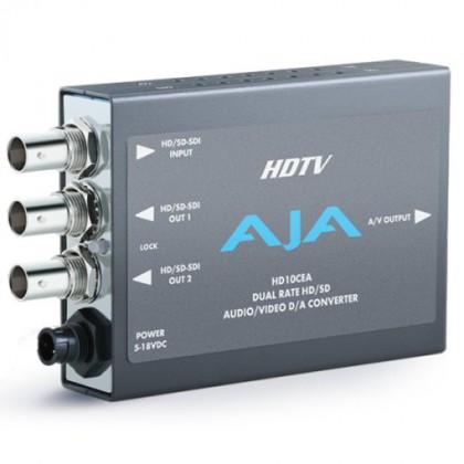 HD10CEA - Convertisseur SD/HD-SDI vers Analogique Audio-Vidéo