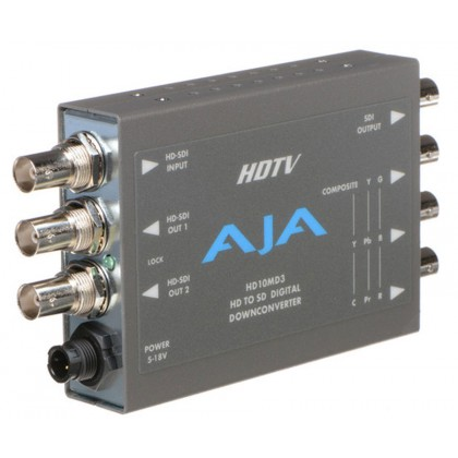 HD10MD3 - Convertisseur HD-SDI vers SD-SDI