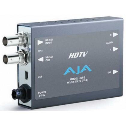 HDP2 - Convertisseur HD-SDI/SDI vers DVI-D et audio