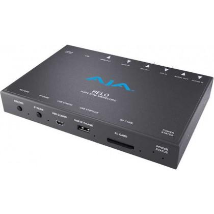 HELO - Enregistreur audio-vidéo multiformats H.264