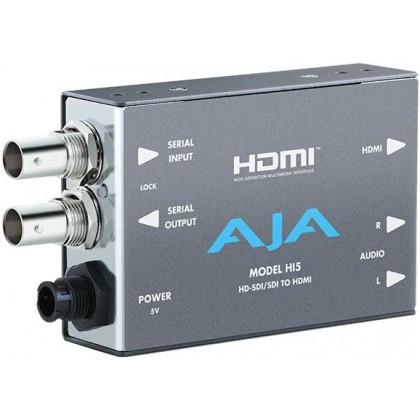 HI5 - Convertisseur SD/HD-SDI vers HDMI