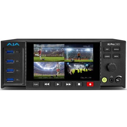 Ki Pro Go - Enregistreur vidéo portable multicanal H.264 4K