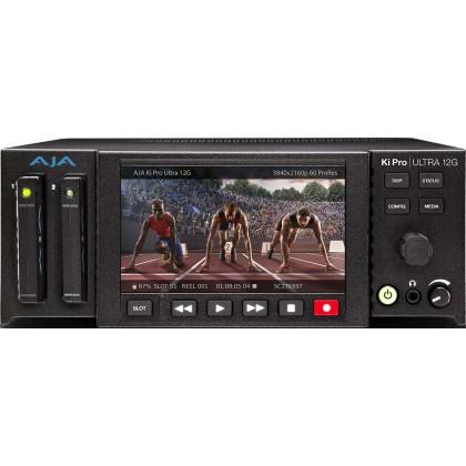 KI Pro Ultra 12G - Lecteur, Enregistreur UHD/4K multi-canal HD 12G-SDI