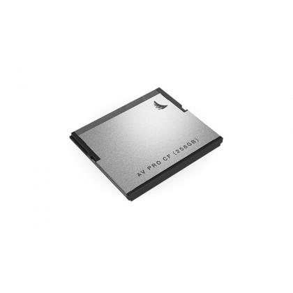 AV PRO CF 256 Go - Carte CFast 2.0 - R550 | W450 Mo/s