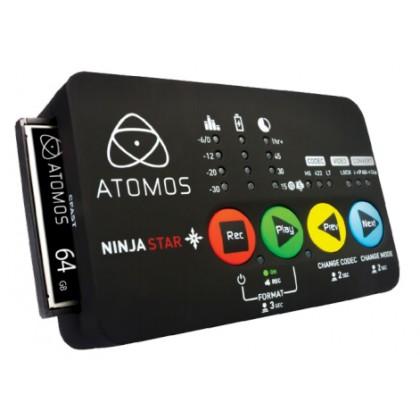 Ninja Star - Enregistreur vidéo compact HD Apple ProRes