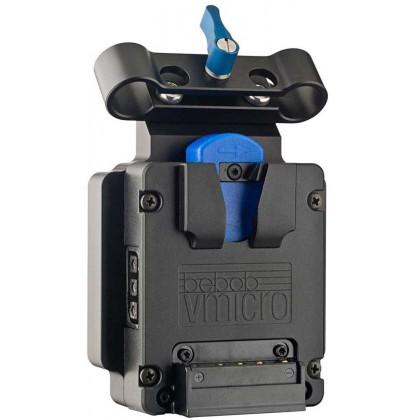 COCO-15VMICRO - Adaptateur de batterie Vmicro avec prise D-Tap