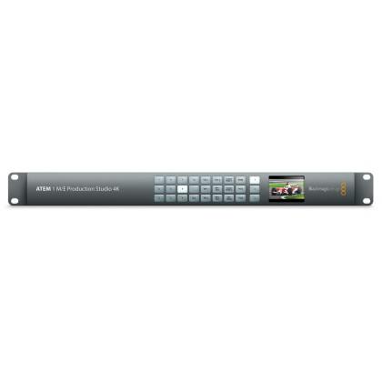 ATEM 1 M/E Production Studio 4K - Mélangeur vidéo de production live 10 entrées 6G-SDI