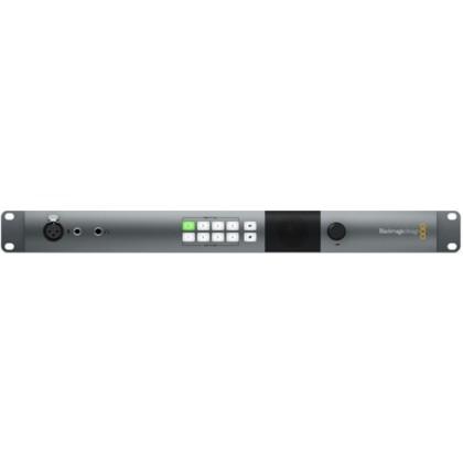 ATEM Studio Converter - Intègre 4 connexions à fibre optique bidirectionnelles vers SDI