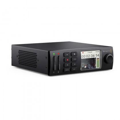 Hyperdeck Studio Mini - Enregistreur vidéo broadcast UHD