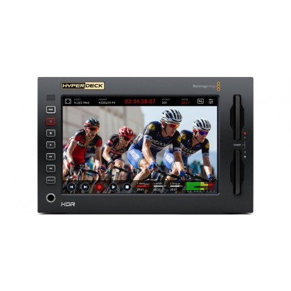 HyperDeck Extreme 8K HDR - Enregistreur vidéo - audio multiformats