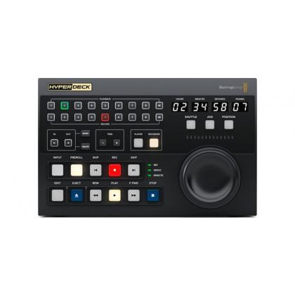 HyperDeck Extreme Control - Panneau de commande pour le pilotage de l'enregistreur HyperDeck Extreme 8K