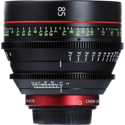 CN-E85mm T1.3 L F - Objectif EF cinéma 4K  à focale fixe