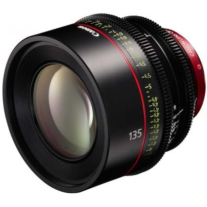 CN-E135mm T2.2 L F - Objectif EF cinéma 4K à focale fixe