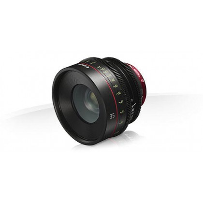 CN-E35mm T1.5 L F - Objectif EF cinéma 35 mm grand angle 4K