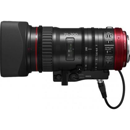 CN-E70-200mm T4.4 L IS - Objectif cinéma EF 4K