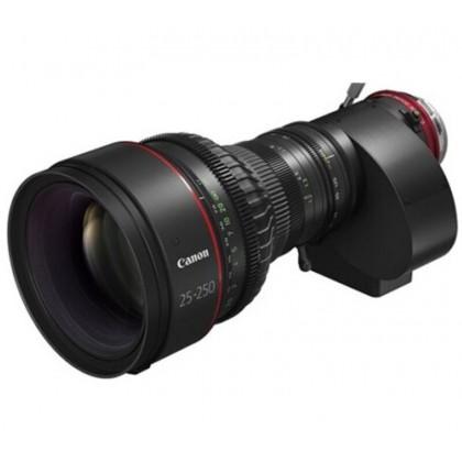 CN10x25 IAS S - Objectif cinéma 4K Cine Servo 25-250mm compact et léger
